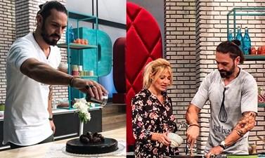 Δημήτρης Μακρυνιώτης: Ο hot ζαχαροπλάστης του Πρωινού είναι ζευγάρι με την αδερφή πασίγνωστου Έλληνα τραγουδιστή!