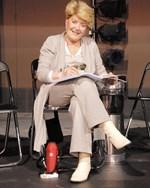 Η εξομολόγηση πασίγνωστης Ελληνίδας ηθοποιού: Αντιμετώπισα με χιούμορ τον καρκίνο του μαστού και τον νίκησα