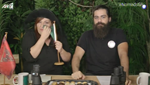 Talking Nomads: Δείτε την έναρξη της εκπομπής της Κατερίνας Ζαρίφη και του Θανάση Πασσά!