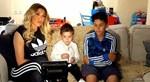 """Η Αγγελική Ηλιάδη άνοιξε το σπίτι της στην """"Ελένη"""" και μίλησε για πρώτη φορά σε τηλεοπτική συνέντευξη μαζί με τους δύο γιους της!"""
