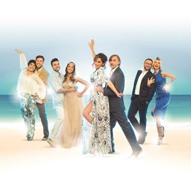 Mamma Mia: Το πιο απολαυστικό musical για δεύτερη χρονιά στο θέατρο Ακροπόλ