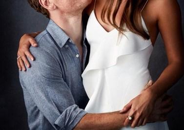 Το πασίγνωστο ζευγάρι των ηθοποιών παντρεύτηκε κρυφά, μετά από τρία χρόνια σχέσης!