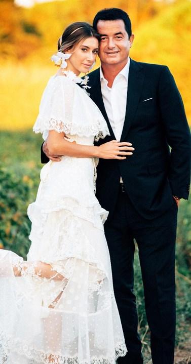 Acun Ilicali: Παντρεύτηκε την αγαπημένη του στο Saint-Tropez o Τούρκος παραγωγός του Survivor