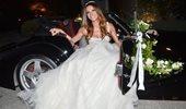 Ελένη Τσολάκη: Δείτε νέες φωτογραφίες από την προετοιμασία για τον γάμο της
