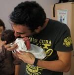 """Κώστας Γρίμπιλας: """"Ραγίζει καρδιές"""" το μήνυμά του, τέσσερα χρόνια μετά το θάνατο της κορούλας του"""