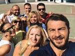 Γιώργος Αγγελόπουλος: Δείτε για ποιο λόγο συναντήθηκε με την Κατερίνα Καραβάτου!