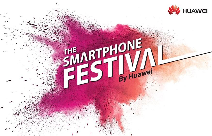 """Η Huawei κάνει τη διαφορά και φέρνει στην Ελλάδα το """"The Smartphone Festival by Huawei"""" από 26 Σεπτεμβρίου έως 31 Οκτωβρίου!"""