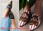 Και κάπως έτσι ξέχασα τις μπαλαρίνες… Τα babouche slippers τα νέα, άνετα, it παπούτσια της σεζόν!