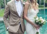 Η γνωστή Ελληνίδα δημοσίευσε φωτογραφία από τον γάμο της στο Μπαλί