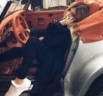 Μίνα Αρναούτη: Η φωτογραφία που δημοσίευσε με το αναποδογυρισμένο αμάξι, τα σχόλια και η απάντησή της
