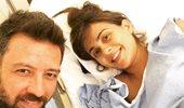 Ξανά στο μαιευτήριο η Αγγελική Δαλιάνη: Η φωτογραφία με τον νεογέννητο γιο της!