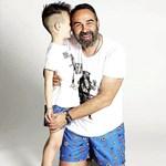 Γρηγόρης Γκουντάρας: Δείτε πως ευχήθηκε χρόνια πολλά στον μικρό του γιο