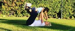 Η Κατερίνα Καραβάτου φωτογραφίζει την Αέλια να κάνει κάτι που… απαγορεύεται