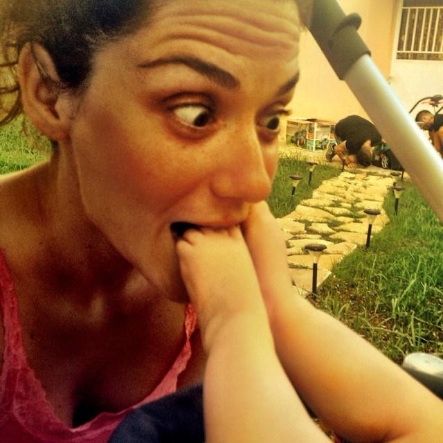 Βάσω Λασκαράκη: Δείτε το πρωινό που την έβαλε να φτιάξει η κόρη της