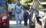Γιώργος Λιάγκας: Η τρυφερή φωτογραφία με τους γιους του και οι ευχές του για την γιορτή του πατέρα