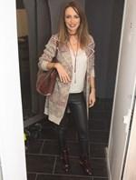 Μπέττυ Μαγγίρα: Δείτε την αλλαγή που έκανε στα μαλλιά της!