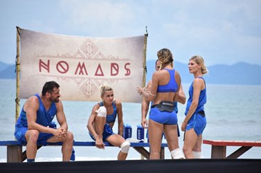 Nomads: Αυτός είναι ο λόγος που η ομάδα των Ωκεανών δεν έμεινε στην παραλία για τρεις ολόκληρες μέρες!