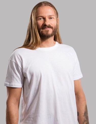 Αγνώριστος ο Κωνσταντίνος Οροκλός του Nomads με κοντά μαλλιά!