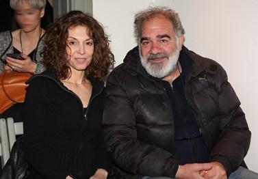 Γιάννης Μποστατζόγλου - Δήμητρα Παπαδήμα: Σπάνια βραδινή έξοδος για το ζευγάρι