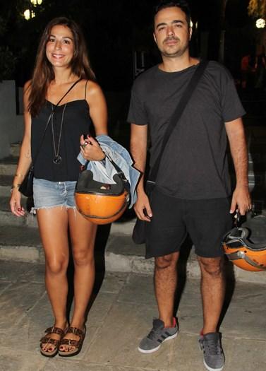 Κατερίνα Παπουτσάκη: Η τρυφερή φωτογραφία που δημοσίευσε αγκαλιά με τον Παναγιώτη Πιλαφά