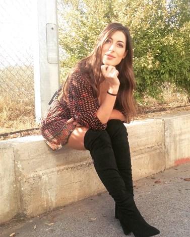 Φλορίντα Πετρουτσέλι: Η κοιλίτσα της έχει φουσκώσει και είναι πλέον εμφανής