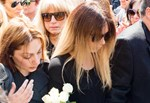 Χριστίνα Ψάλτη: Το σπαρακτικό δημόσιο μήνυμα της μετά την κηδεία του Στάθη Ψάλτη