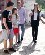 Η Τατιάνα Στεφανίδου και ο Νίκος Ευαγγελάτος συνεχίζουν τις διακοπές τους: Το video από το αυτοκίνητο με τον γιο τους, Νικόλα!