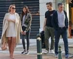 Paparazzi! Τατιάνα Στεφανίδου: Βόλτα στα μαγαζιά με τον Νίκο Ευαγγελάτο και τα παιδιά τους!