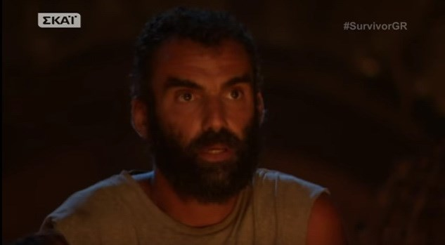 Survivor: Η πρώτη φωτογραφία του Λάμπρου Χούτου μετά την αποχώρησή του