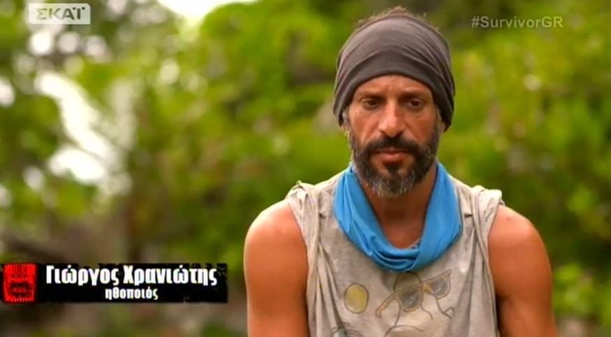 Γιώργος Χρανιώτης: Δείτε πως περνά στον Άγιο Δομίνικο μετά την αποχώρησή του από το Survivor!