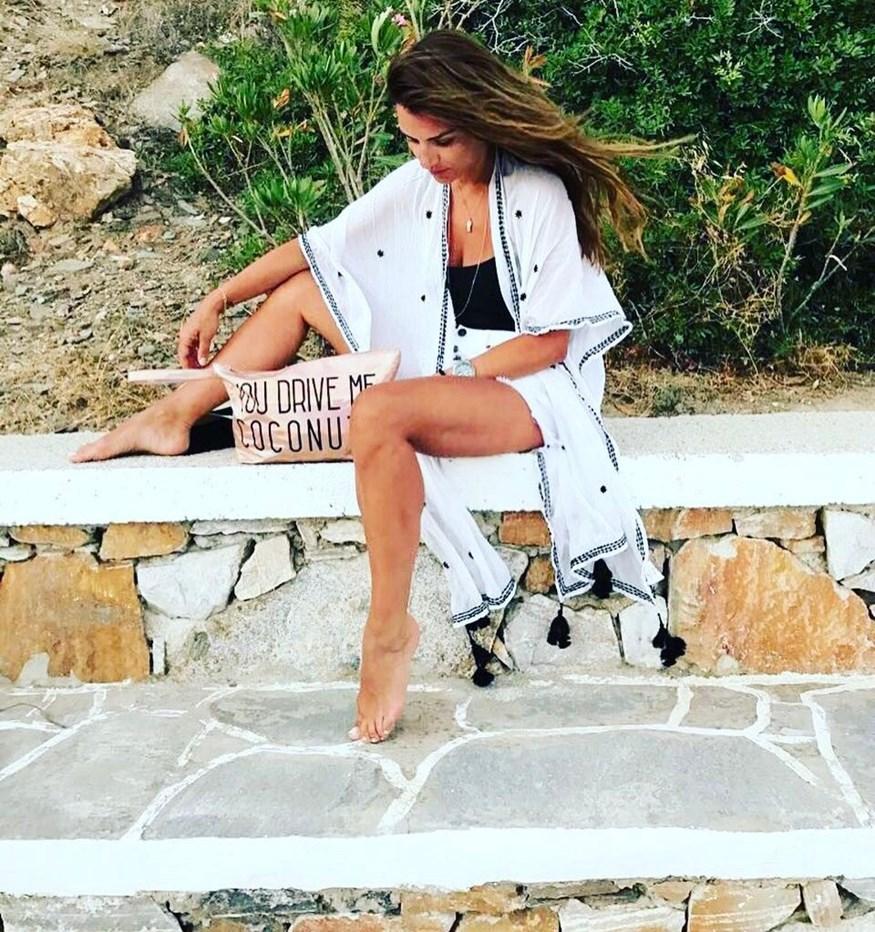 Ελένη Τσολάκη: Δείτε τις τελευταίες προετοιμασίες της παρουσιάστριας για τον γάμο της!