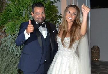 Ελένη Τσολάκη: Η αδημοσίευτη φωτογραφία ένα μήνα μετά τον γάμο της και το μήνυμα αγάπης στον σύζυγό της