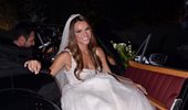 Ελένη Τσολάκη - Παύλος Πετρουλάκης: Η αδημοσίευτη φωτογραφία από τον γάμο τους!