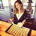 Η Δέσποινα Βανδή μπήκε στην κουζίνα και μεγαλούργησε…