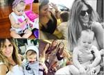 Γιάννης Βαρδής - Νατάσα Σκαφιδά: 9 + 1 υπέροχες φωτογραφίες της κόρης τους, με αφορμή τη βάφτισή της!