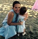 Η Ελιάνα Χρυσικοπούλου βάφτισε την κόρη της - Η πρώτη φωτογραφία από το Μυστήριο!