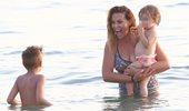 Σίσσυ Χρηστίδου: Ποζάρει με τον 4χρονο γιο της, Μιχαήλ στην πιο τρυφερή τους φωτογραφία