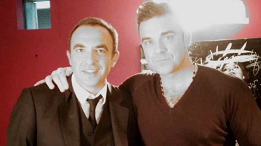 Το πρώην κακό παιδί Robbie Williams αποκάλυψε στον Νίκο Αλιάγα: Όταν γεννήθηκε η κόρη μου ένιωσα σαν βασιλιάς!