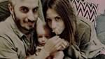 Καρβέλα - Πανουργιάς: Τα πρώτα γενέθλια με τον γιο τους