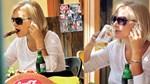 Η Αγγελική Νικολούλη με νέο look στην πρεμιέρα του Chicago! Τέρμα πια τα μακριά μαλλιά