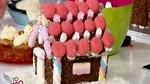 Σκορδά - Μπαρμπαρίγου - Ντόνα: Φτιάχνουν χριστουγεννιάτικο ζαχαρόσπιτο!