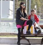 Paparazzi! Σοφία Παθέκα: Για ψώνια με τον μικρότερο γιο της, Αλέξανδρο!