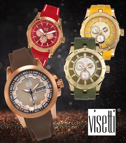 <span class=categorySpan colorRed>Διαγωνισμοι/</span>5 τυχεροί κερδίζουν ένα ρολόι χειρός από τη VISETTI