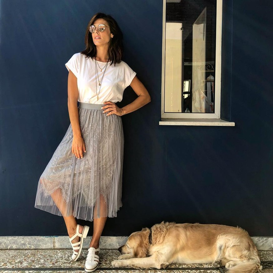 Ιωάννα Τριανταφυλλίδου: Αυτός είναι ο λόγος που πριν από λίγα χρόνια αποφάσισε να εγκαταλείψει την Ελλάδα