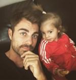 Στέλιος Χανταμπάκης: Δε φαντάζεστε τι μήνυμα έστειλε στα αγόρια που θα γνωρίσουν μελλοντικά την κόρη του
