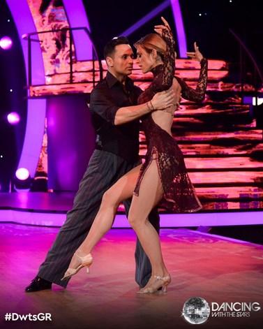Ντορέττα Παπαδημητρίου: Χόρεψε ξανά στο stage του Dancing with the stars, πέντε χρόνια μετά τη μεγάλη της νίκη