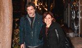Αλέξανδρος Σταύρου - Μαριάννα Τουμασάτου: Full in love σε σπάνια βραδινή τους έξοδο!