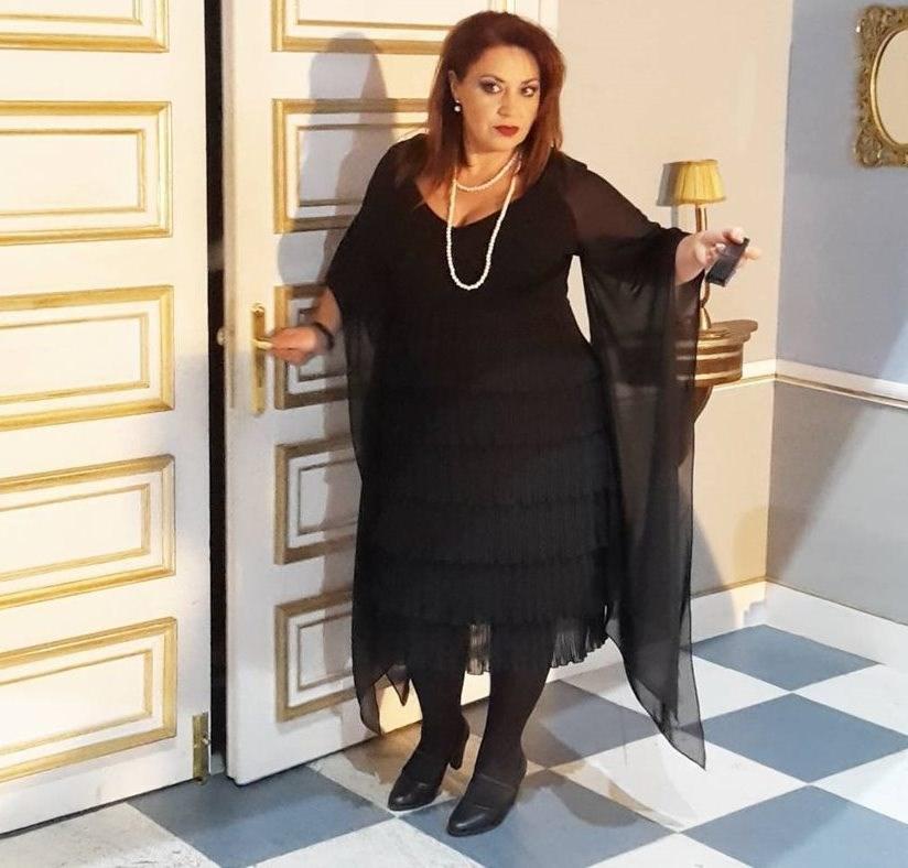 Μαρία Φιλίππου: Η φωτογραφία και το δημόσιο μήνυμα, λίγο μετά τον θάνατο του πατέρα της