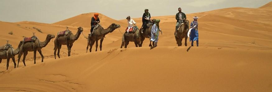 Το Celebrity Travel ταξιδεύει στο Μαρόκο με τη Μαρία Κορινθίου και τον Γιάννη Αϊβάζη!