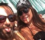 Ο Κώστας Αναγνωστόπουλος  και η Ειρήνη Κολιδά κάνουν μαζί διακοπές - Οι πρώτες φωτογραφίες